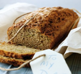 Courgette Loaf